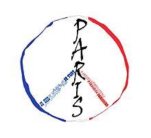 Je Suis Parisians by ArtByRuta