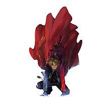 Edward Elric - Fullmetal Alchemist Photographic Print