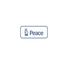 peace button 3 by Reisis