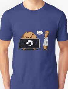 Cookies X-Ray  & Cookie Monster Unisex T-Shirt