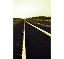 Going west Photographic Print