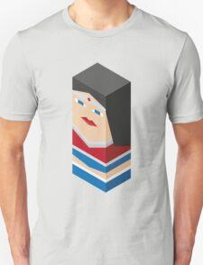 Wonder Woman - Wonder Block! T-Shirt
