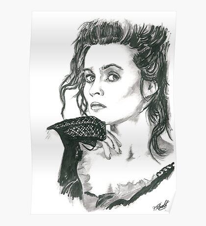 Helena Bonham Carter - Mrs Lovett Poster