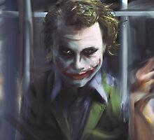 Joker Behind Bars by Niharika Singhal