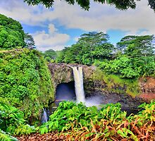 Rainbow Falls by DJ Florek