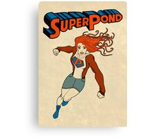 SuperPond Canvas Print
