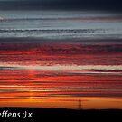 Sunset :) x by CazSteffens