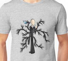 Slender Man Unisex T-Shirt