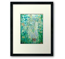 Sea fairies Framed Print