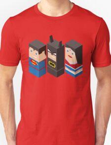 Batman Superman Wonder Woman - DC Trinity T-Shirt