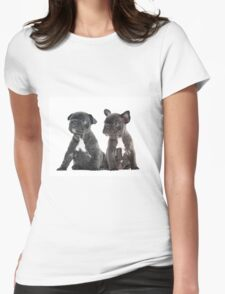 Friendship Womens Fitted T-Shirt