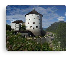 Kufstein Fortress - Austria Metal Print