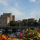 Castletown Castle Isle of Man by youmeus