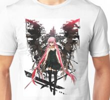 Gasai Yuno Anime Future Desolation Anime T-shirt Unisex T-Shirt