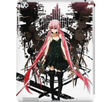Gasai Yuno Anime Future Desolation Anime T-shirt iPad Case/Skin