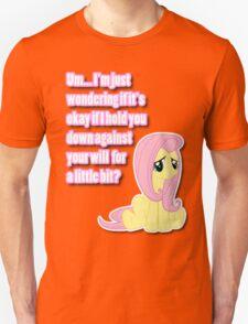 Fluttershy being shy T-Shirt