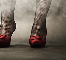 red shoes I by ARTistCyberello