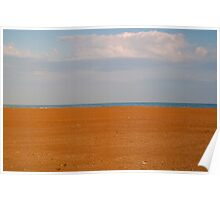 The border from earth and sky Poster