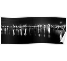 Fremantle Harbour, Australia Poster