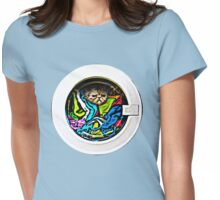 """OMG... I said """"WATCH"""" the Kitten! Womens Fitted T-Shirt"""