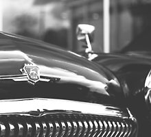 Volga front detail by Triin Erg