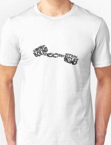 Shakespeare Shirts - Bound To Please Unisex T-Shirt