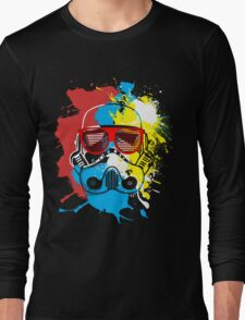 Party Trooper Long Sleeve T-Shirt
