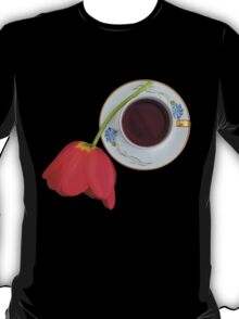 Coffee is served! T-Shirt