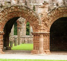 Sandstone Arches by Colin Bentham
