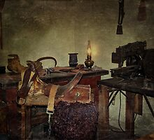 Saddle Maker by debidabble