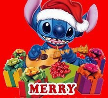 MERRY CHRISTMAS STITCH by sellgift