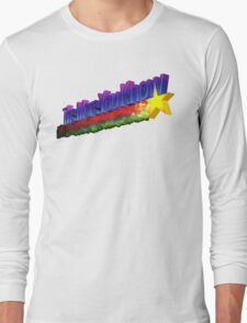 The More You Know! Long Sleeve T-Shirt