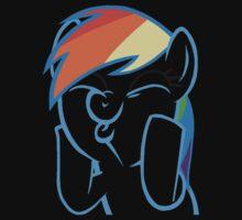 Rainbow Dash *Squish* T-Shirt