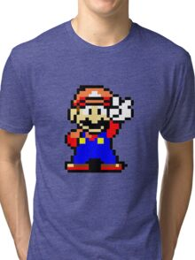 It's-a me! Mario! Tri-blend T-Shirt