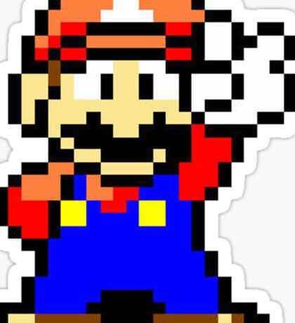 It's-a me! Mario! Sticker