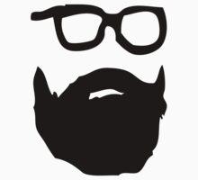 beard & glasses by cadaver138