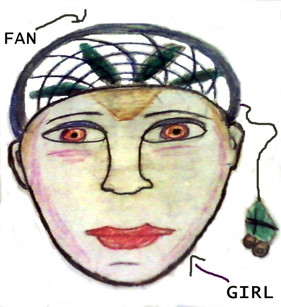 Fan-girl (Fangirl) by onfloater94
