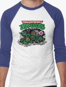 Krraaaaanngs Men's Baseball ¾ T-Shirt