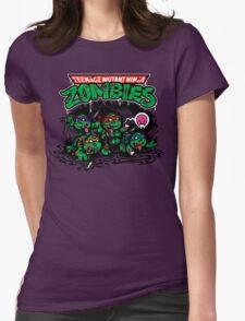 Krraaaaanngs Womens Fitted T-Shirt