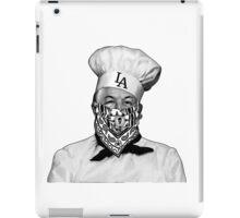 Chef Boyardee Bandana LA iPad Case/Skin