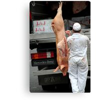 Easy Meat (2) Canvas Print