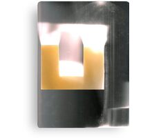 Walls and Windows 3 Metal Print