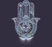 Hamsa - Hand of Fatima Mens V-Neck T-Shirt