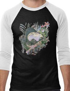 The Big Friend Men's Baseball ¾ T-Shirt