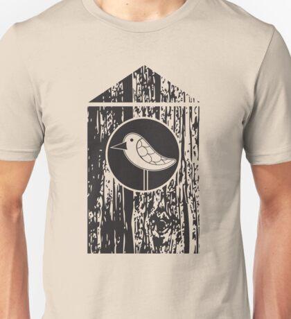 Birdy Bird. Unisex T-Shirt