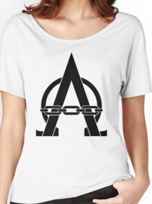 I am Alpharius Icon Women's Relaxed Fit T-Shirt