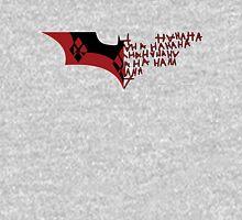 Harley & Joker Meet Batman Unisex T-Shirt