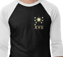 The Star (version 2) Men's Baseball ¾ T-Shirt