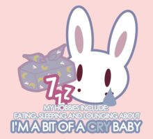I'm a bit of a Cry Baby Shirts by SimplySM