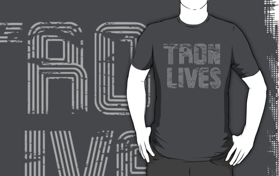 TRON LIVES by Ceestar